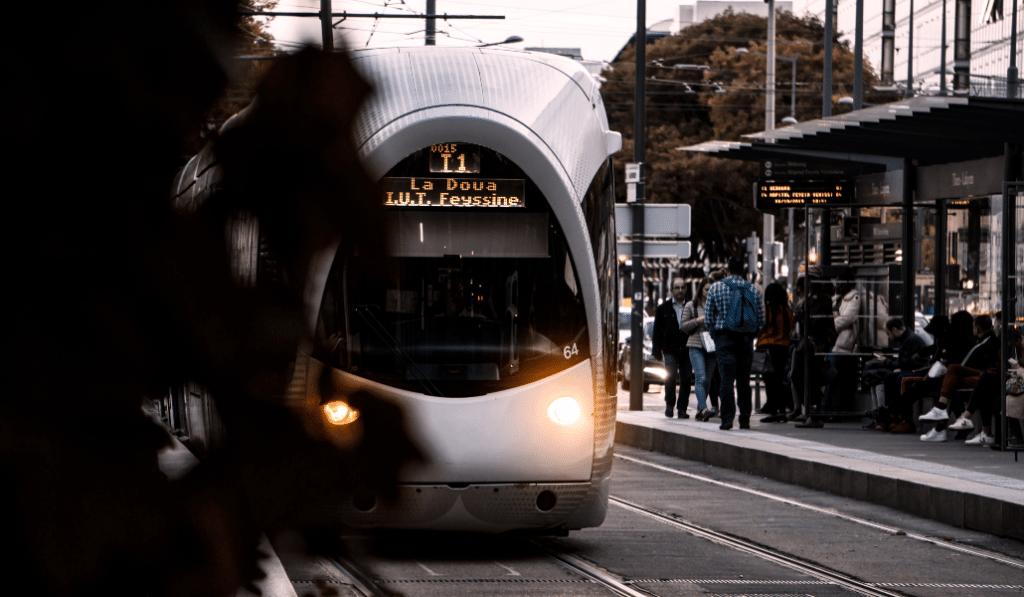 Le tramway T5 reliera désormais tous les jours Grange-Blanche et l'Eurexpo !