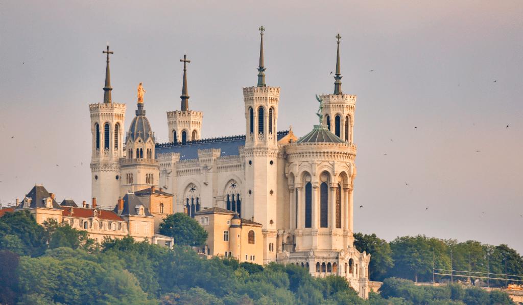 Les secrets de la Basilique Notre-Dame de Fourvière