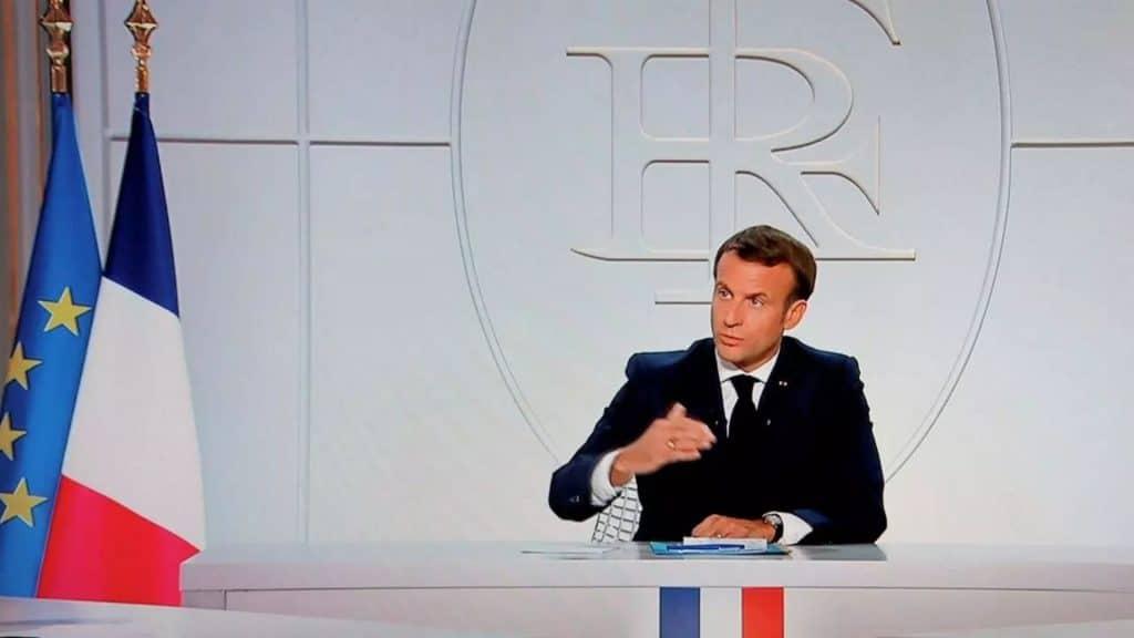 Coronavirus : Emmanuel Macron annonce le retour du confinement à travers la France