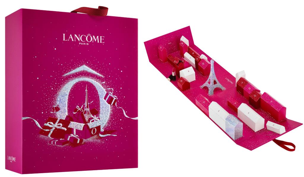 Lancôme lance son Calendrier de l'Avent 2020 en édition limitée !