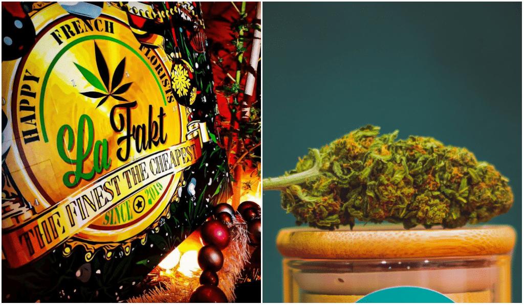 Insolite : le Calendrier de l'Avent au cannabis !