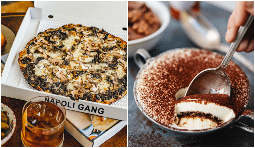 Big Mamma lance Napoli Gang à Lyon, une nouvelle plateforme pour le meilleur de la cuisine italienne !