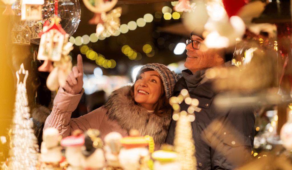 Un Marché de Noël en plein air dans le 7è arrondissement !