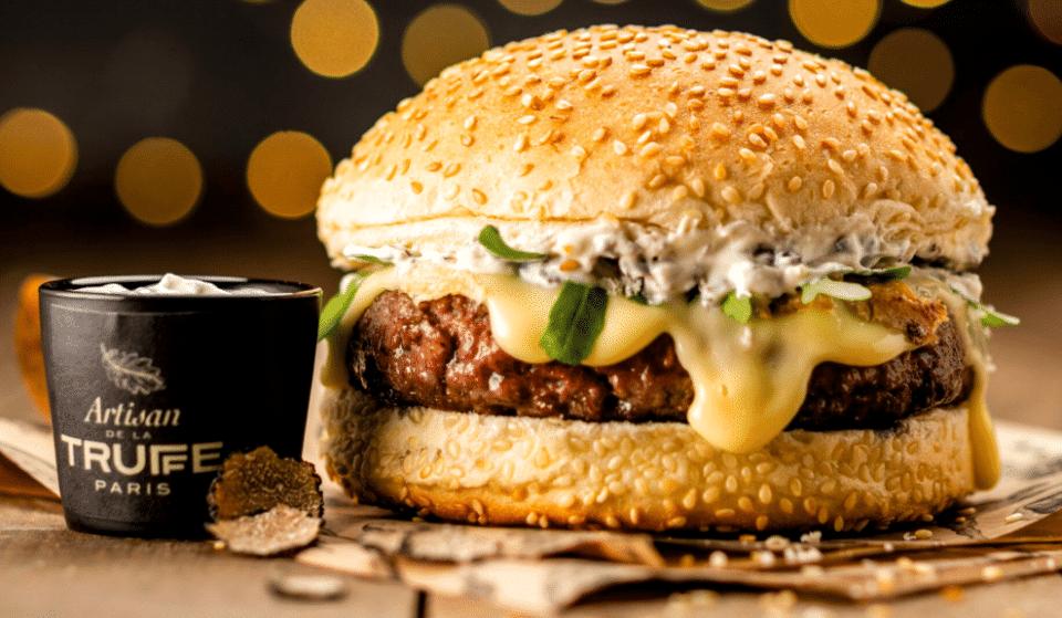 Noël : Big Fernand lance Le Tartuffe, son hamburger à la truffe en édition limitée !