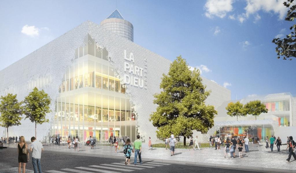 La Part-Dieu va devenir le plus grand centre commercial d'Europe !