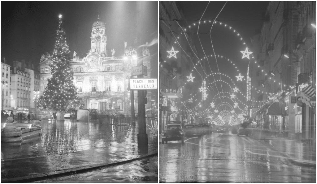 Flashback 1960-2000 : revivez 40 ans de Noël à Lyon en images !