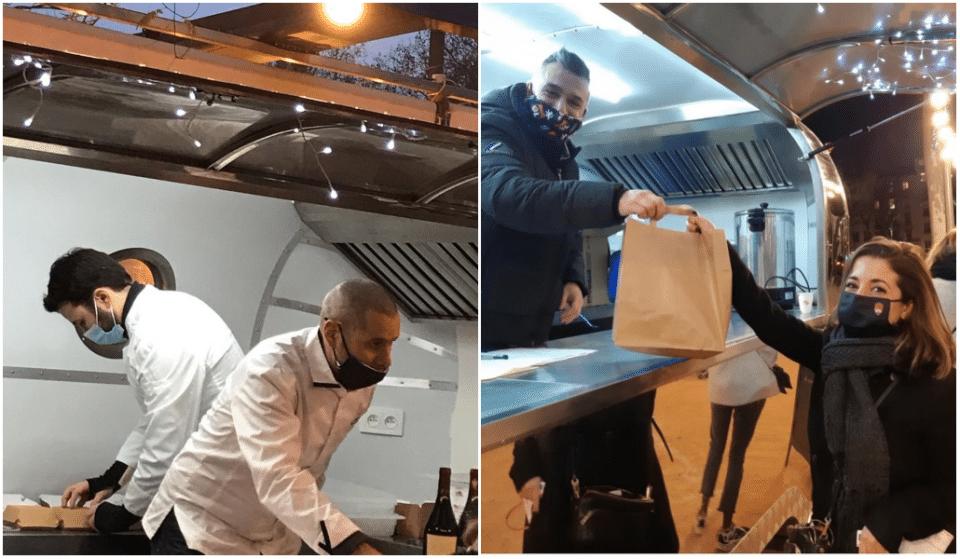 Resto mobile : la Caravane des Chefs s'installe à Lyon !