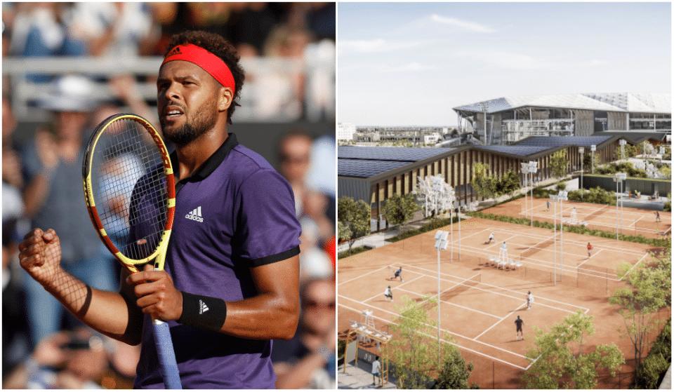 OL Vallée : Jo-Wilfried Tsonga va ouvrir un centre de formation de tennis à haut niveau !