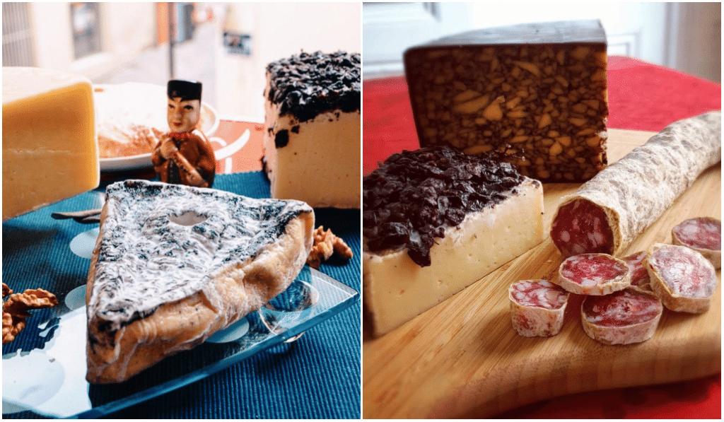 Les Fromagivores : le bar à fromage tendance de la Croix-Rousse !