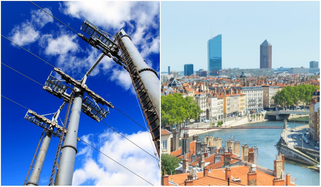 Insolite : les pylônes du futur téléphérique de Lyon à vendre sur Le Bon Coin !
