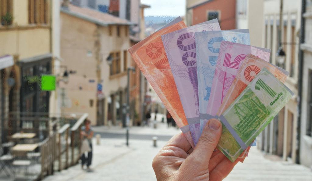Connaissez-vous la Gonette, la monnaie locale de Lyon ?