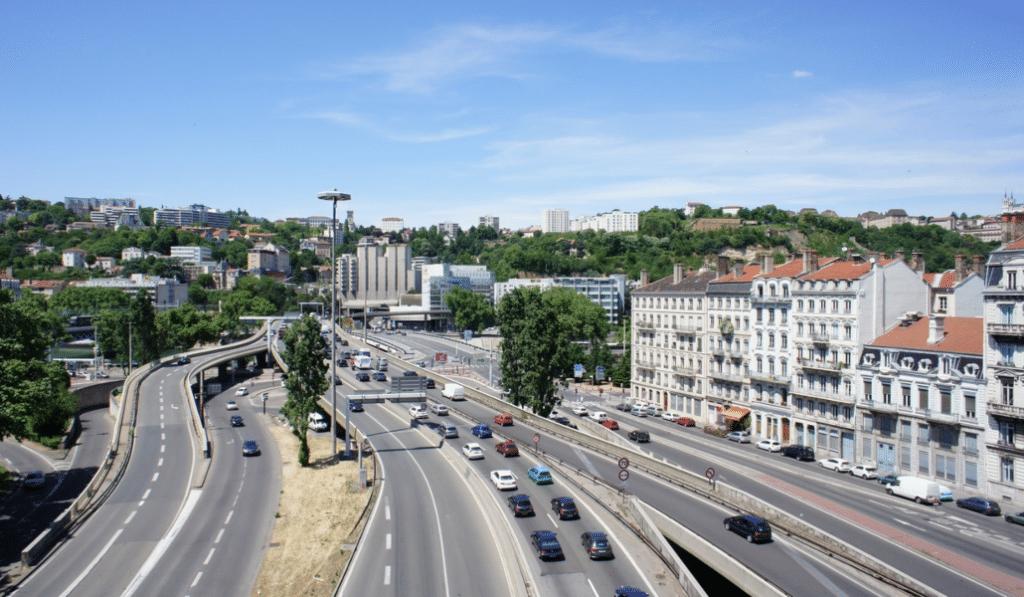 Lyon est la deuxième ville la plus embouteillée dans le monde !