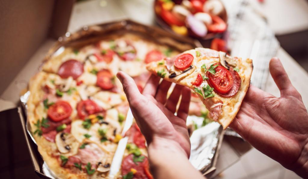 Lyon est la 2è ville de France où l'on commande le plus de repas à domicile !