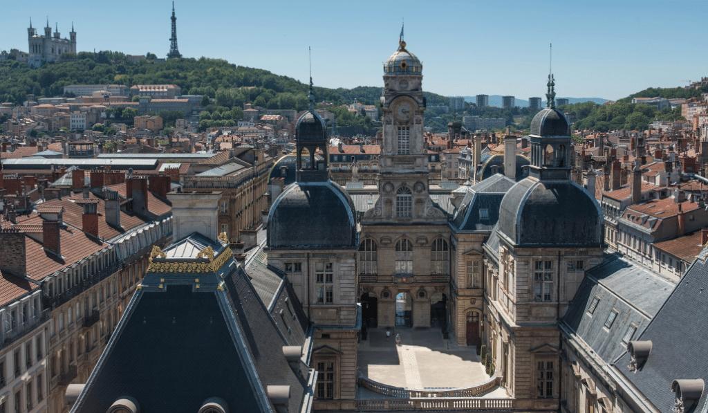 Lyon élue 3ème meilleure ville où il fait bon vivre en France !