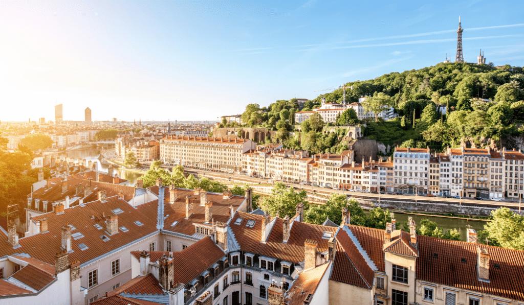 Lyon élue ville la plus sous-estimée de France par le magazine Frommer's !