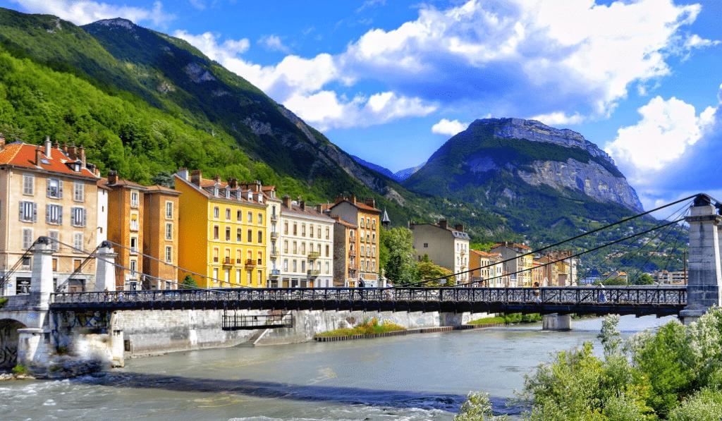 En région : Grenoble sera la capitale européenne verte en 2022 !