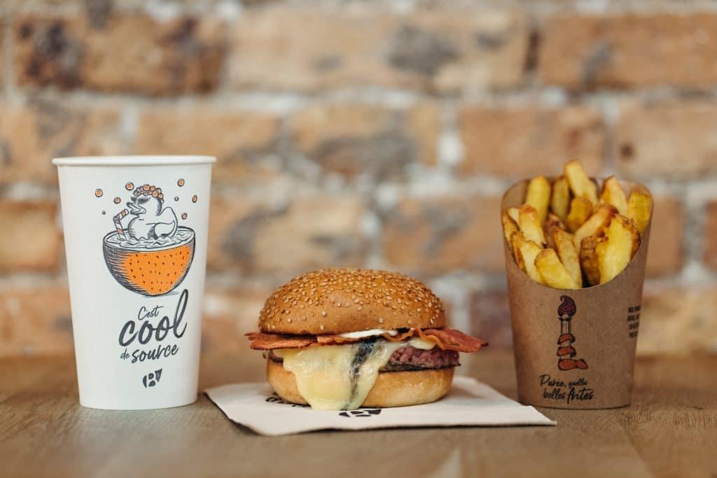 Bioburger : la célèbre enseigne de burgers 100% bio va s'installer à La Part-Dieu !