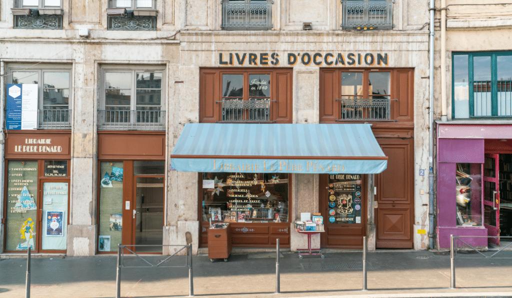 Top 10 des plus belles devantures à l'ancienne de commerces lyonnais !