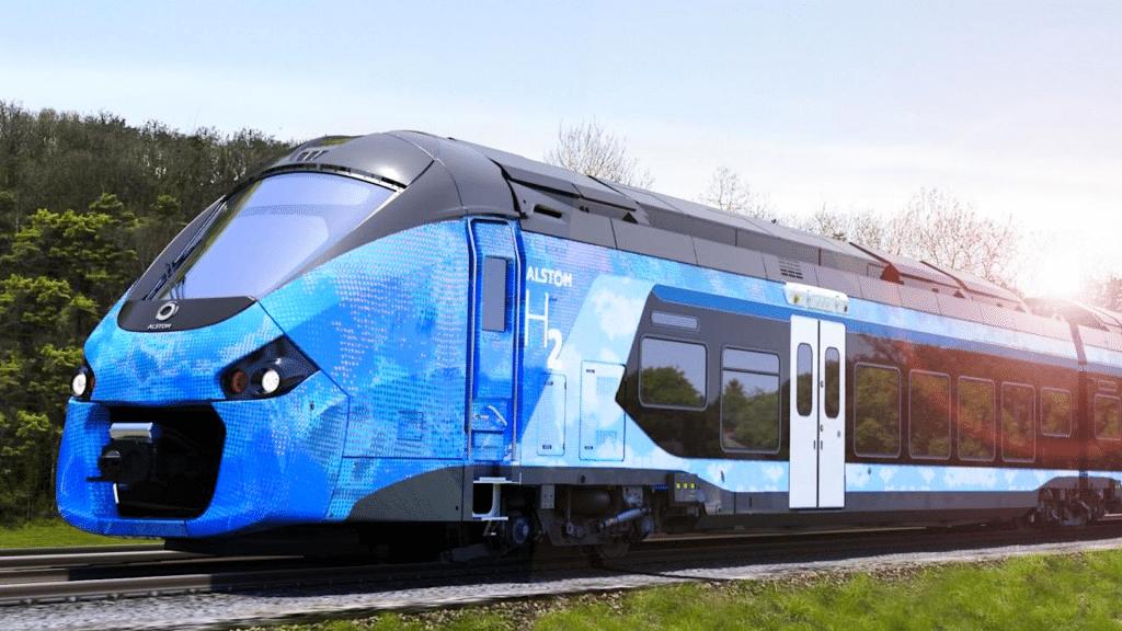 Alternative verte : la SNCF commande les 12 premiers trains à hydrogène français pour 2023 !