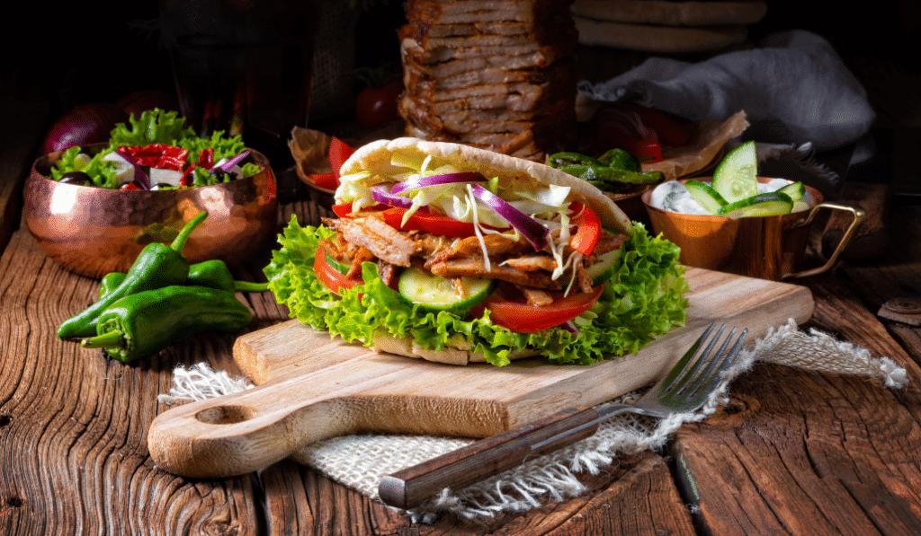 Alerte food : le meilleur kebab de France se trouve à Lyon !