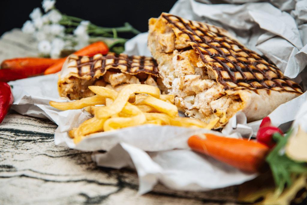 C'est confirmé : selon ce magazine américain, le tacos français est bien né à Lyon !