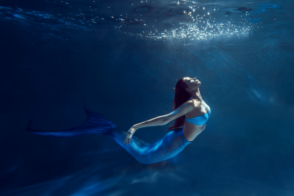 Insolite : des cours de sirène vont avoir lieu au lac de Miribel cet été !