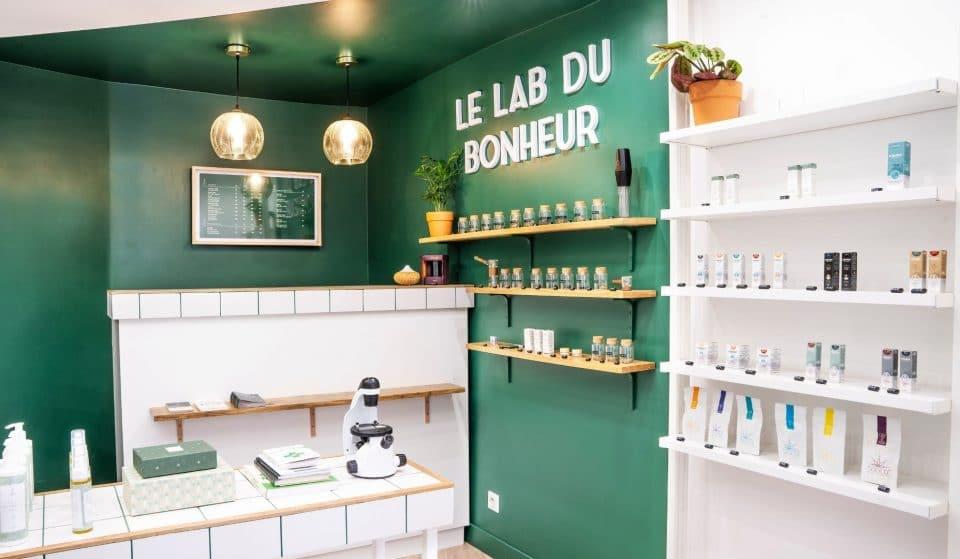 Alerte spot pépite : Le Lab du Bonheur, la boutique de CBD au service du bien-être !