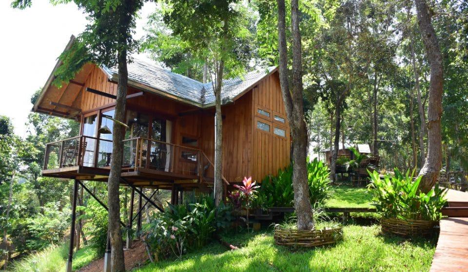 10 logements atypiques en pleine nature où séjourner à moins de 2h de Lyon