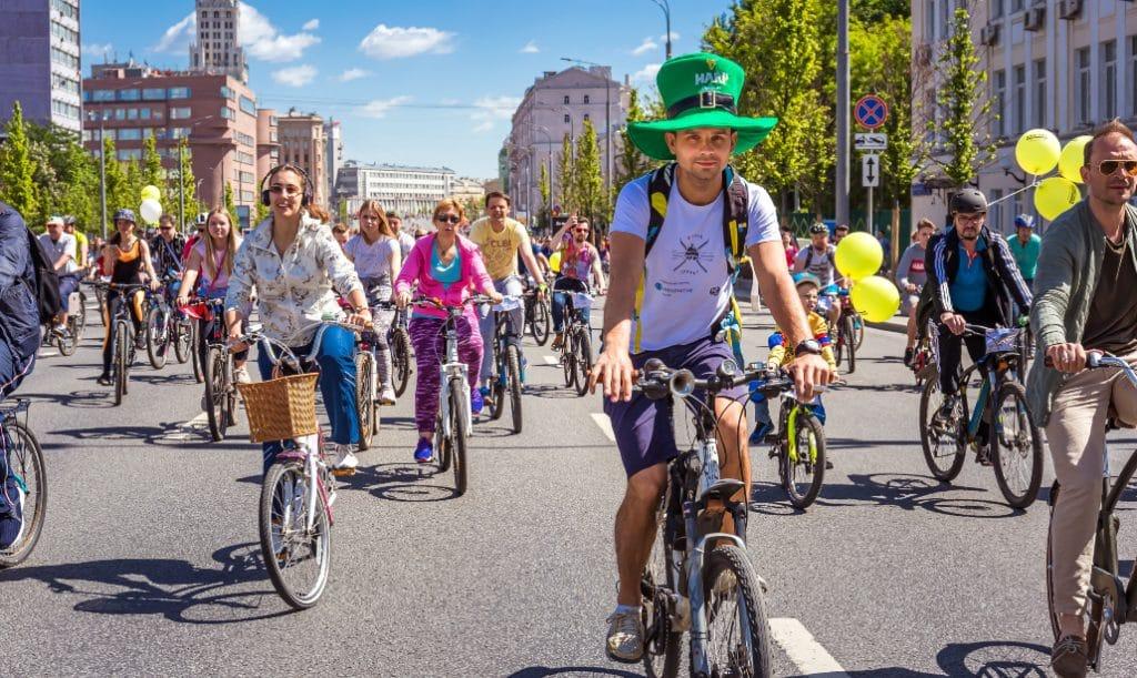 Une Vélo Techno Parade va avoir lieu à Lyon le samedi 10 juillet !