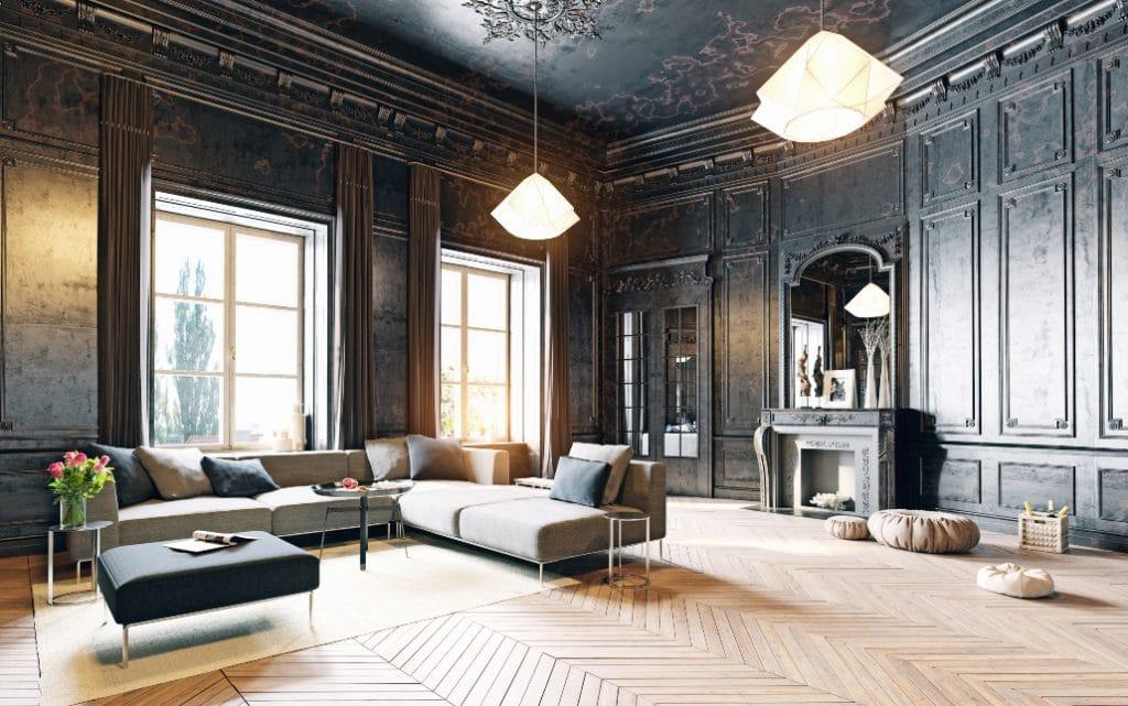 8 villas et appartements de rêve (inabordables mais beaux) à louer à Lyon