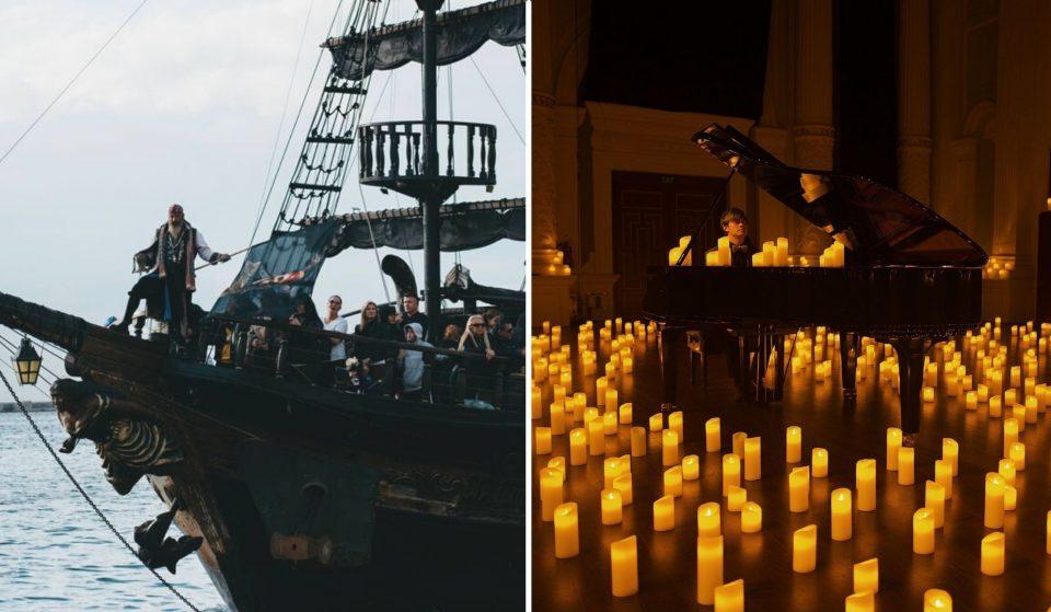Candlelight : des concerts à la bougie sur les plus belles musiques de films à Lyon !