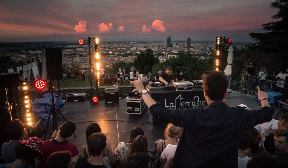 La Terrasse ECAM Festival revient pour une 5è édition au sommet de Fourvière !