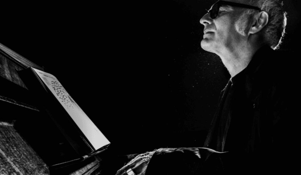 Toute la douceur de Ludovico Einaudi lors d'un concert au Fort de Vaise !