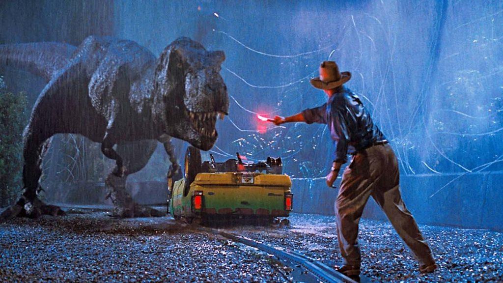 Une nuit du cinéma spéciale Jurassic Park à la Halle Tony Garnier en octobre !