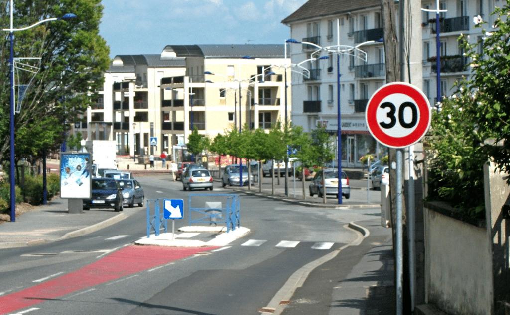 C'est officiel : Lyon passera en «ville 30» dès l'année prochaine !