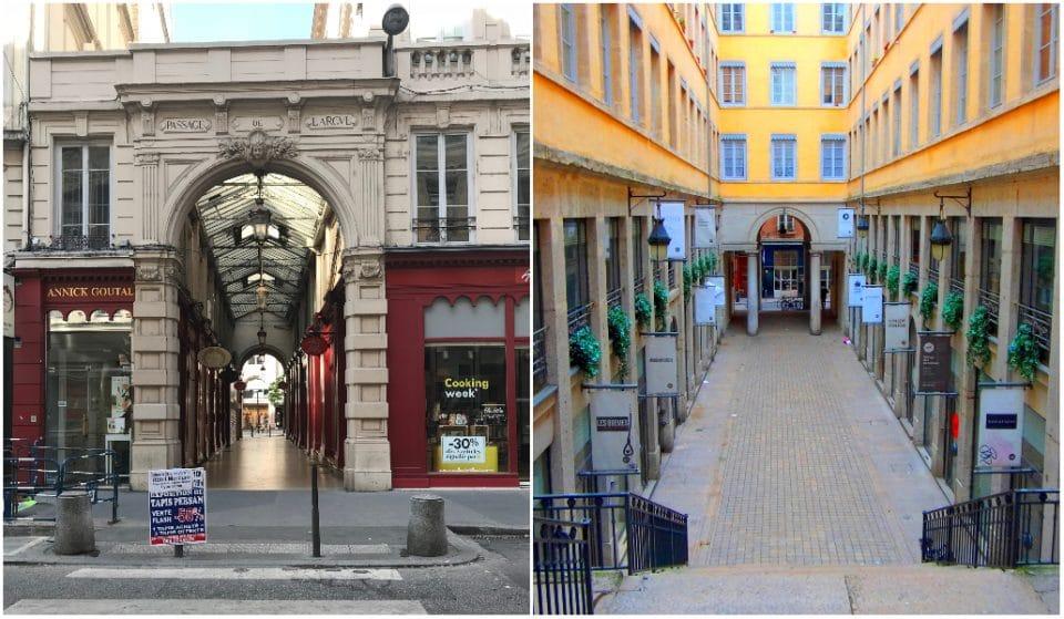 Les plus belles galeries et passages couverts de Lyon