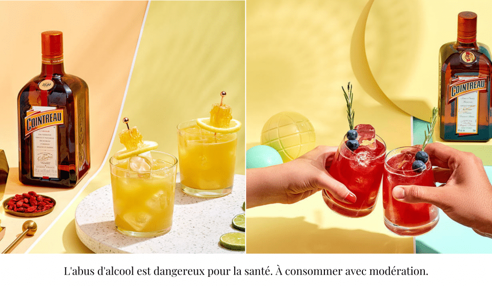 Le Top 3 des bars où déguster des cocktails au Cointreau à Lyon !
