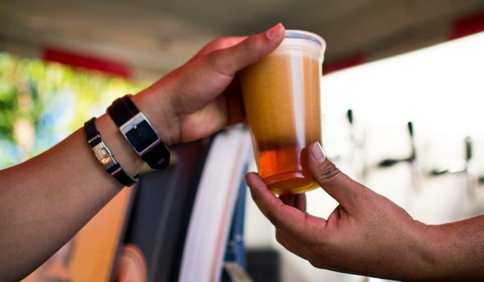 Un grand festival de bières artisanales tout près de Lyon ce samedi !
