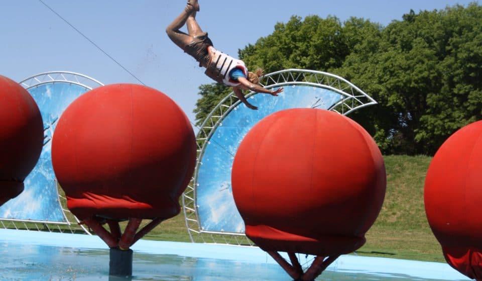 Bulky Games : une grande course à obstacles gonflables géants ce week-end à Lyon !