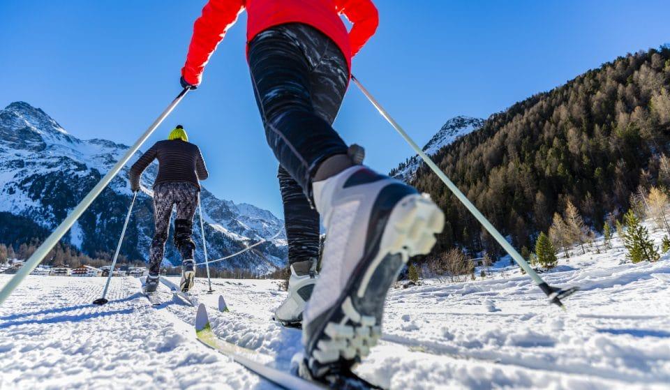 La toute première station de ski nordique de France va ouvrir à 2h30 de Lyon !