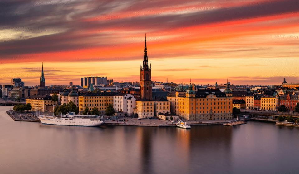 Un nouveau vol va bientôt relier Lyon à Stockholm !