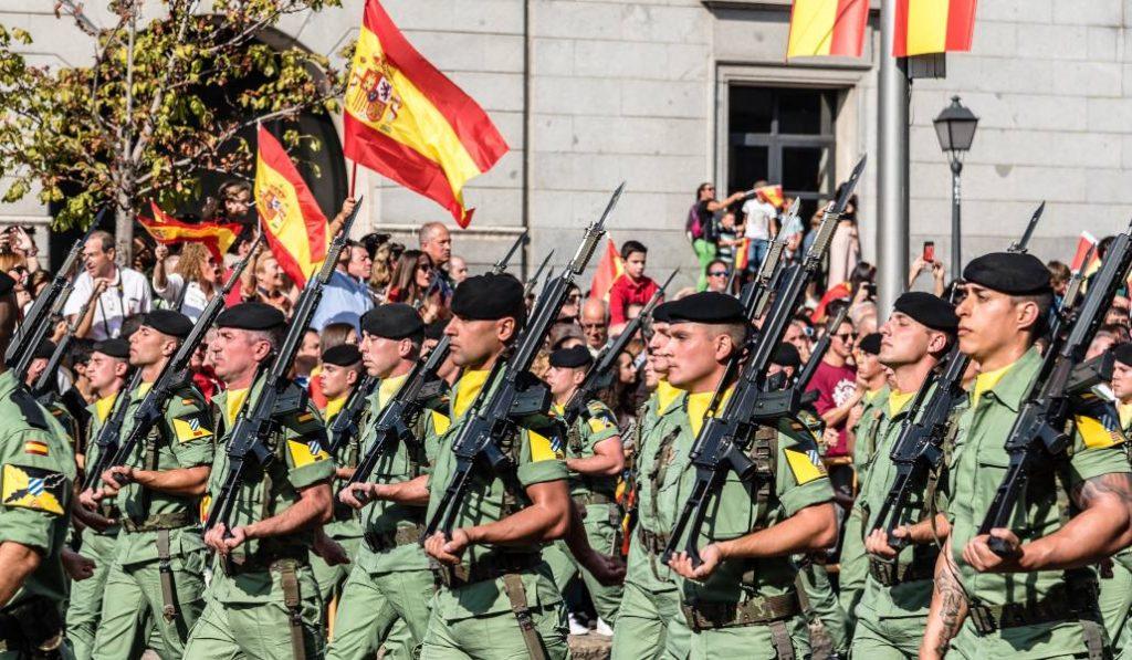 desfile 12 de octubre madrid