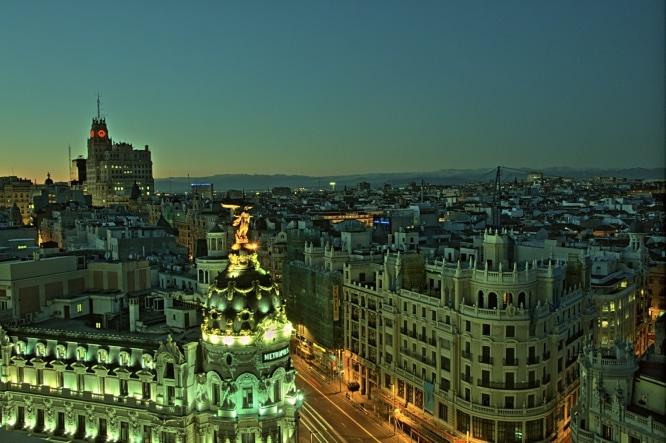 Eres de Madrid y lo sabes cuando…