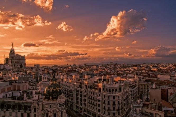 Atardece, que no es poco: las mejores puestas de sol de Madrid