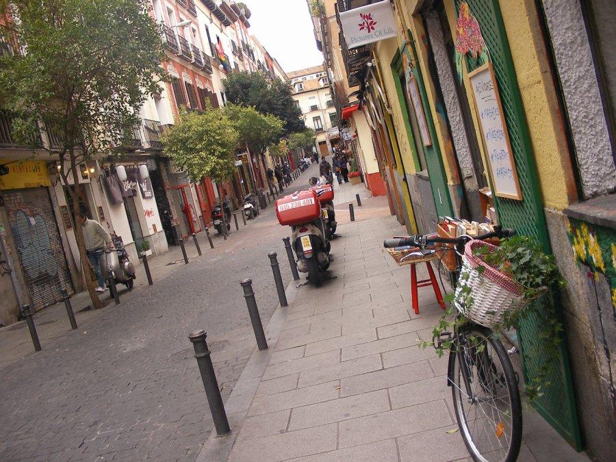 De bares por Malasaña: de yayos y vintage va la cosa