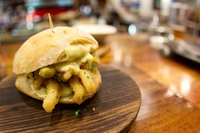 Los mejores bocatas de calamares de Madrid
