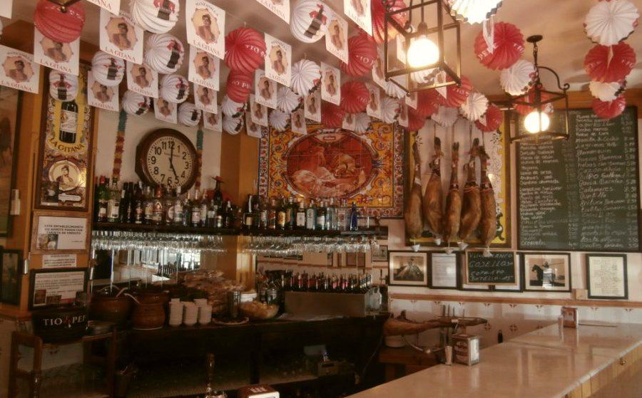 6 restaurantes andaluces en Madrid pa' jartarse de comer