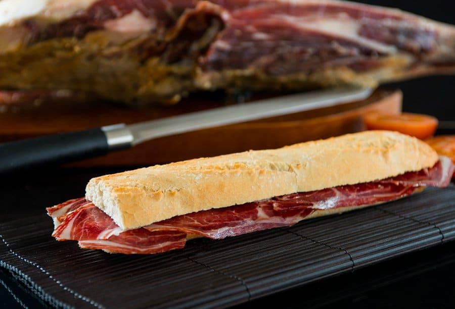 Los mejores bocatas de jamón de Madrid
