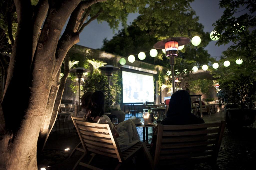 Cambia las palomitas por las pipas: cines de verano en Madrid