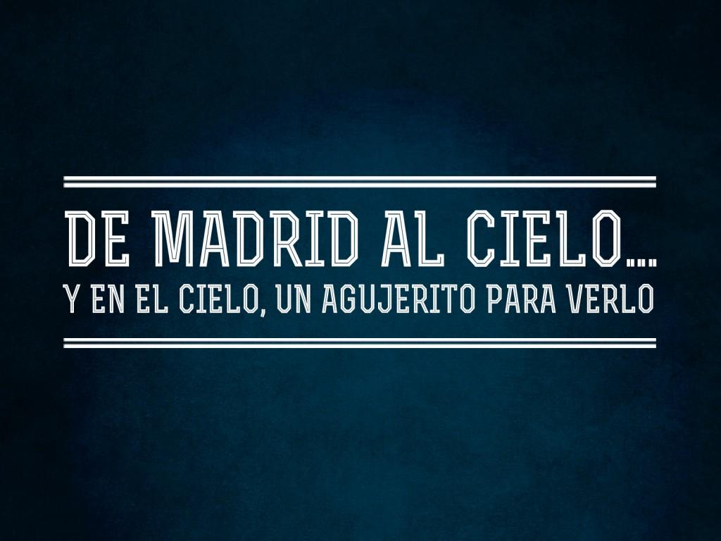 Cosas que los extranjeros aman de Madrid